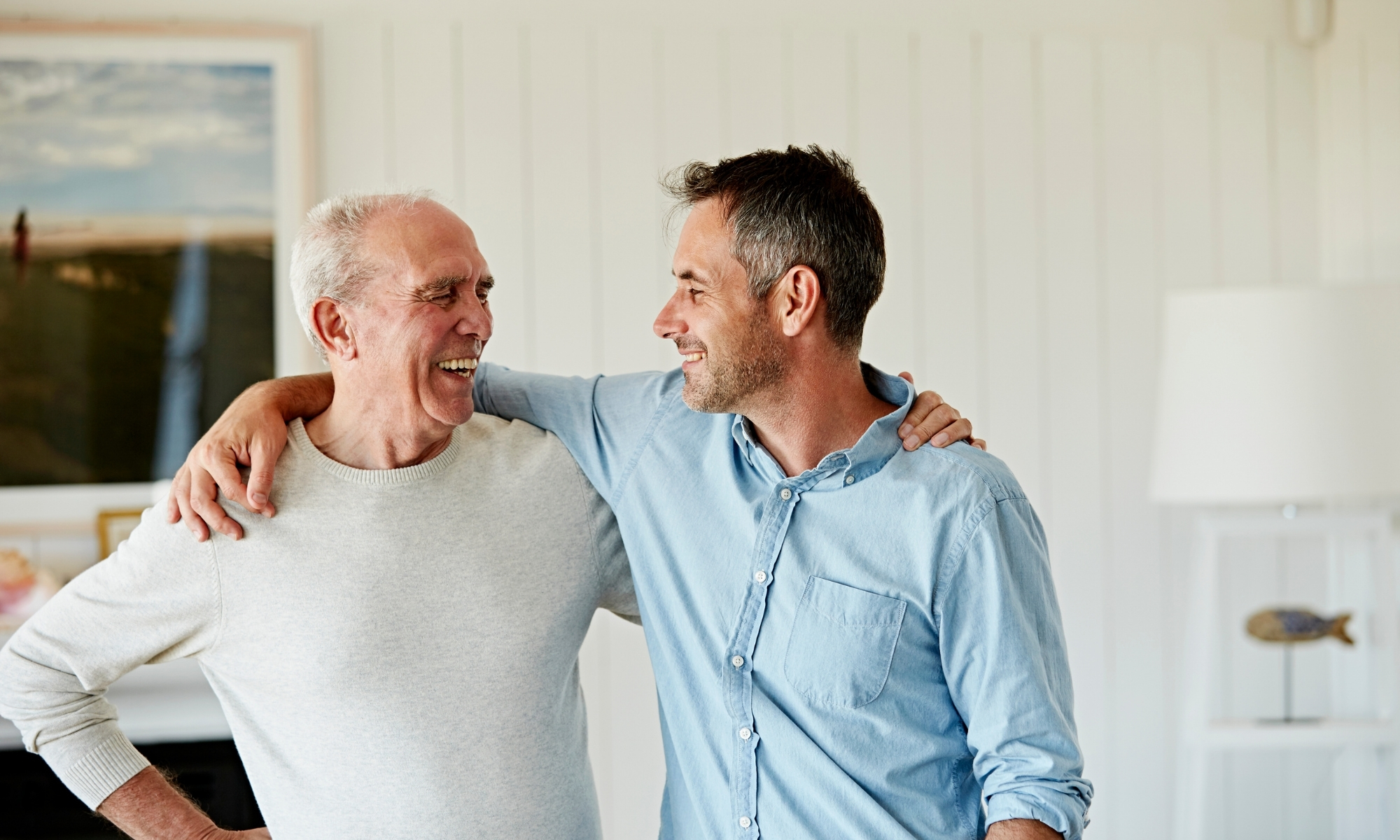 Father and son – change of trustee
