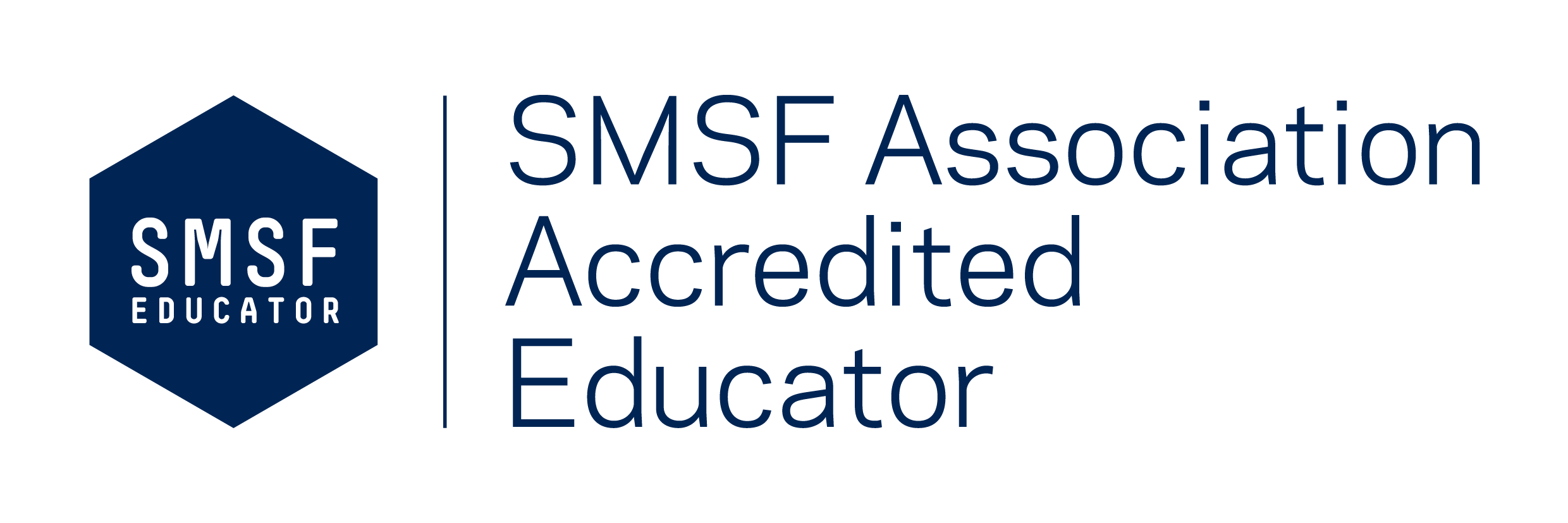 smsf association educator logo