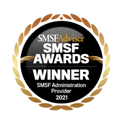 SMSF Adviser SMSF Administration Provider 2021
